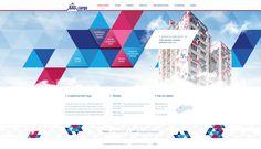 BauCargo website by luqa.deviantart.com on @deviantART