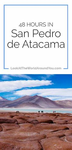 San Pedro de Atacama was the perfect in between stop after Argentina and before I had to meet a friend in Uyuni, Bolivia. The Atacama Desert is the darkest and driest place on earth which make for amazing sunsets and stargazing.