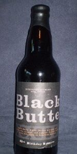 Black Butte XXIII (10.5%): Limited release porter from Deschutes Brewery.