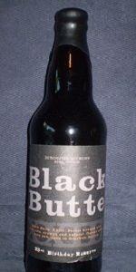 Black Butte XXIII (10.5%): Limited release porter from Deschutes Brewery.
