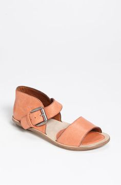 Love the pink and shape of these Gentle Souls 'Up & Away' Sandal available at Nordstrom