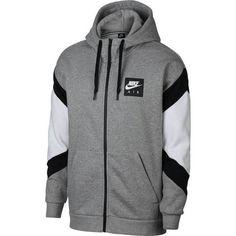 Details zu Nike Sportswear Air Herren Hoodie mit durchgehendem  Reißverschluss Kapuzen Jacke ebdd3d4110