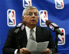 David Stern, a Bully to All Except NBA Owners | Sports Talk Florida