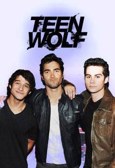 Teen Wolf Boys❤️ #wallpaper