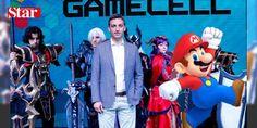 Turkcell 100 milyar Dolarlık oyun pazarına girdi: Dünyada 100 milyar dolar büyüklüğe ulaşan oyun pazarına Gamecell ile giren Turkcellin Genel Müdür Yardımcısı Bütün İlk ay % 25 indirim yapacağız. Oyunlar taksitle alınabilecek dedi.