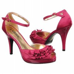 Pretty pink shoes I actually ordered because they were cheaper.
