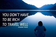 Traveller is the only thing that makes your richer #TarvelHacks  #ThursdayThougthts
