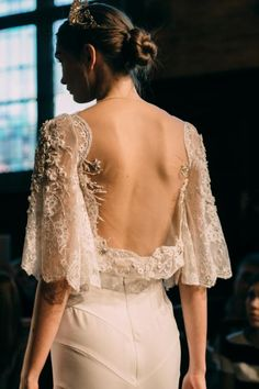 Inbal Dror Fall 2015 / Wedding Style Inspiration / LANE