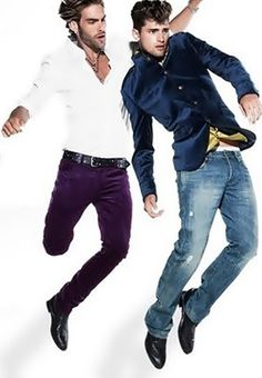 Jon Kortajarena & Sean O'pry. Fresh fashion inspiration daily -> follow http://pinterest.com/pmartinza