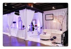 Bridal show- booth ideas