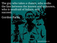 Who is Gordon Parks?