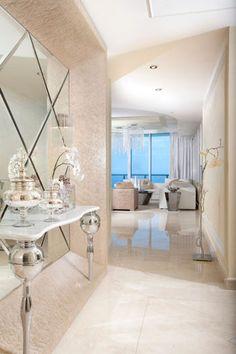'Kestrel White' interior