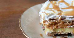 Ouf, un dessert à couper le souffle! Ça, c'est vraiment trop bon!