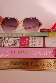 Carrie Diaries Book