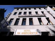Hotel am Marschiertor - Aachen - Visit http://germanhotelstv.com/am-marschiertor The family-run Hotel am Marschiertor offers comfortable rooms in the heart of Aachen city centre just 350 metres from Aachen Train Station. It is less than 7 km to the German borders with Holland and Belgium. -http://youtu.be/kzHH7C6cM68