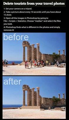 Friendly photoshop tip