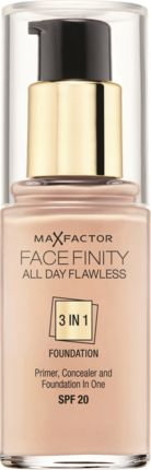 Make-up Face Finity All Day Flawless 3in1 Foundation Natural 50