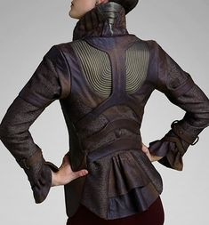 Gelareh Designs Gorgon Jacket