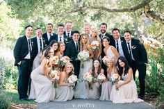 Hello, most gorgeous wedding day ever. Let's do this every weekend, ok?I'm a puddle for breezy, outdoor, boho, lightly rustic weddings. And with a little old-world vineyard style and romance? Oh my goodness. Swoon-city. Holman Ranch in Carmel Valley was made for weddings like this, and Allison…