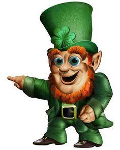 Leprechaun Pictures   Lucky Leprechaun Gift Exchange - Irish Fireside Travel and Culture