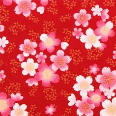 http://www.kawaiifabric.com/en/p6634-red-Sakura-Asia-fabric-with-orange-white-cherry-blossom.html