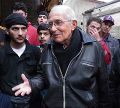 The Church's latest martyr: Father Frans van der Lugt, who had worked in Syria since 1966 and declined suggestions to leave because he wanted to help Syria's suffering civilians - Christians and Muslims - anyone in need. The 75-year-old Dutch Jesuit who stayed in Homs to help the poor and homeless, was beaten by armed men and killed with two bullets to the head, according to an email sent by the Jesuits' Middle East province to the Jesuit headquarters in Rome.