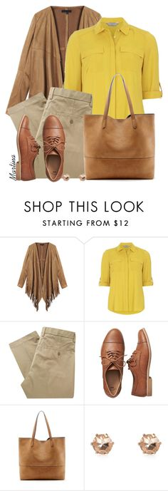 """""""Bez naslova #2712"""" by martina-cciv ❤ liked on Polyvore featuring Dorothy Perkins, Dockers, Gap, Sole Society and River Island"""