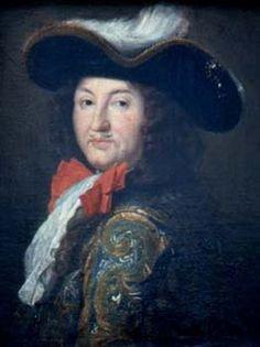 Louis XIV, by Nicolas Houasse (1645-1710)