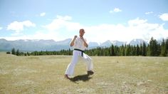 Man And Kung Fu On Nature. #Arts, #Asian, #Body, #Calm, #China, #Culture, #Exercise, #Fitness, #Healthy, #Karate, #Man, #Martial, #Nature, #Person, #Sibstock, #Sport https://goo.gl/OxI0LM