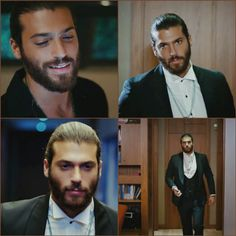 Turkish Men, Turkish Actors, Frases Coaching, Gorgeous Men, Beautiful People, Beard Lover, How To Look Handsome, Early Bird, Mans World