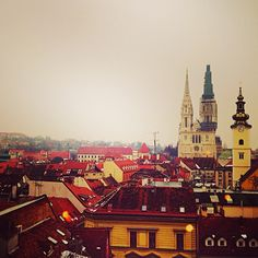 Zagreb, Croatia. Some really cool museums (naive art, museum of heartbreak) and an amazing botanical garden.
