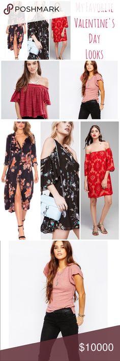 Selling this Valentine's Day Favorites on Poshmark! My username is: baublesbargains. #shopmycloset #poshmark #fashion #shopping #style #forsale #Free People #Dresses & Skirts