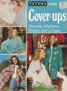 Cover-ups patons 3005 - Nenugnoje - Álbuns da web do Picasa...THIS IS A FREE BOOK!!