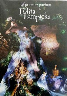 Первый аромат, вышедший под брендом Lolita Lempicka в 1997 году. #LolitaLempicka #ParfumInRussia