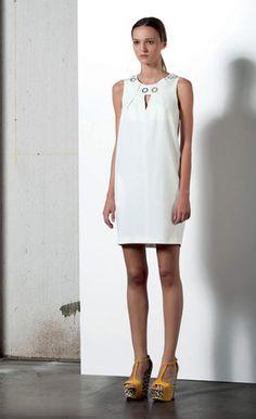 Look 16 . 338 Abito / Dress . 204P Scarpa / Shoes