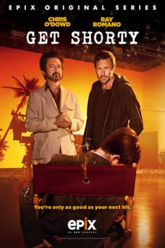 'Get Shorty' preview Watch an all-new episode of #GetShorty tonight on EPIX http://lenalamoray.com/2017/09/03/get-shorty-preview/