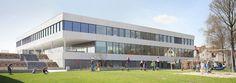 Neubau Grundschule und Sporthalle am Sinai Bad Soden am Taunus - Referenzbauten: Inspiration für Architekten, Handwerker und Bauherren durch beispielhafte aktuelle Bauprojekte, die in angemessenem Rahmen gewürdigt werden.