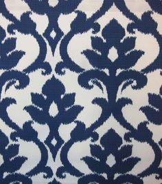 Outdoor Fabric-Solarium Basalto Navy & Outdoor Fabric at Joann.com