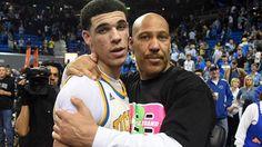 Lonzo Ball's father blames Sweet 16 loss on race
