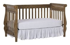 Graco by LaJobi Shelby Classic Crib - Cappuccino - Free Shipping