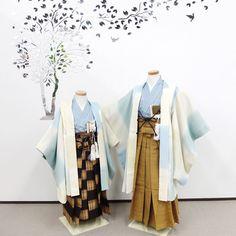 いいね!11件、コメント0件 ― 着物レンタル 円居(@madoi_rental)のInstagramアカウント: 「円居ならではの お洒落な祝い着が出来上がりました!   多色の細い縞が織り出された 水色地の紬で着物を  クリーム色地に水色と緑色の ぼかし染めで羽織を  爽やかな色合いの…」 Kimono Top, Instagram, Tops, Women, Fashion, Moda, Women's, Fasion, Trendy Fashion