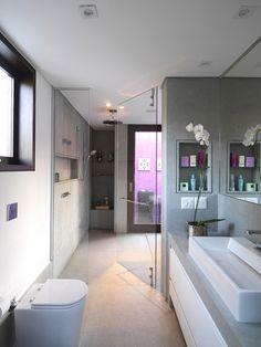 arq_15 Arquiteto: Brasil Arquitetura- porta do box