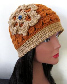 8cec9d94d45cc Items similar to Women s winter hat  ONE SIZE on Etsy