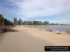 Playa De Los Pocitos, Montevideo