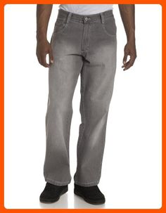 036bea7d8ba Southpole Men s Relaxed Fit Basic Sand Blasted Core Jean