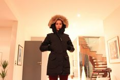 sofop - canada goose jacket My Outfit, Canada Goose Jackets, Winter Jackets, Womens Fashion, Outfits, Dress, Blogging, Winter Coats, Outfit