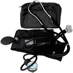 Dixie Ems Blood Pressure and Sprague Stethoscope Kit (PNK) ($29) ❤ liked on Polyvore featuring home and kitchen & dining