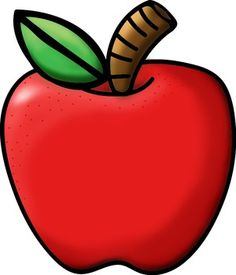 manzana escuelita pinterest clip art dj inkers and school rh pinterest com clipart apple tree free apple pie clipart free