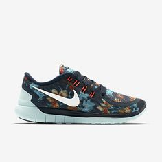 Nike Free 5.0 Photosynthesis Women's Running Shoe - Size 6.5