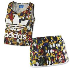 Shop World Cup-Inspired Fashion - Adidas Original x The Farm Company from #InStyle